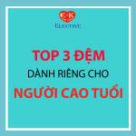 TOP 3 ĐỆM DÀNH CHO NGƯỜI CAO TUỔI